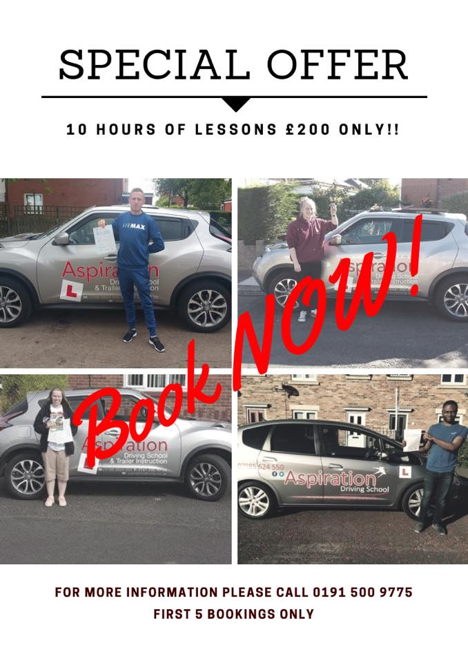 driving-lessons-offer-newcastle-sunderland